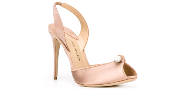 peep-toe satin paul andrew