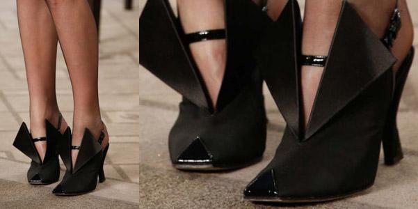 scarpe chanel haute couture fall 2015