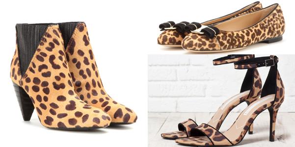 trend scarpe leopardate