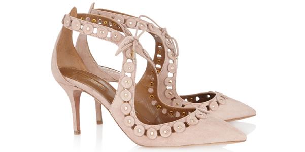 scarpe Theo Aquazzurra borchie