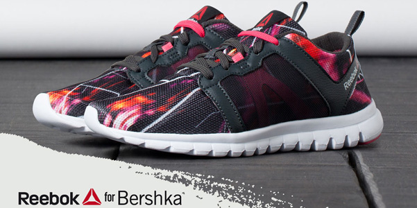 sneakers city maps reebok bershka