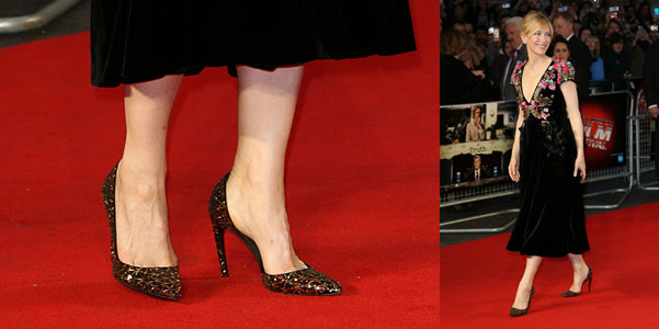 Cate Blanchett Roger Vivier