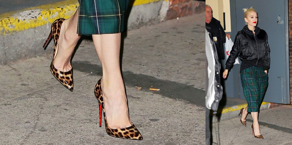 Gwen Stefani Louboutin So Kate