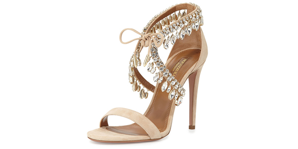 best service cae5b 9d769 Scarpe Aquazzura Resort 2016