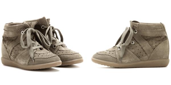 bobby sneakers zeppa isabel marant