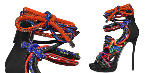 sandali corde dsquared2