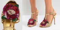 I sandali effetto vintage di Asos