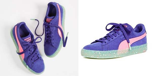 Le sneakers di Sophia Webster per Puma