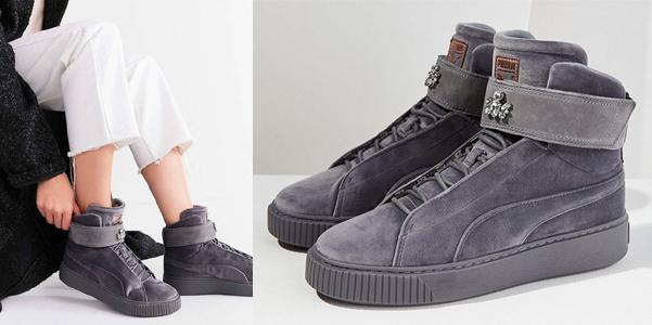 Puma Velour, le sneakers in velluto