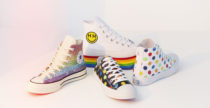 Pride Collection di Miley Cyrus per Converse