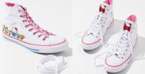Le nuove Converse di Hello Kitty