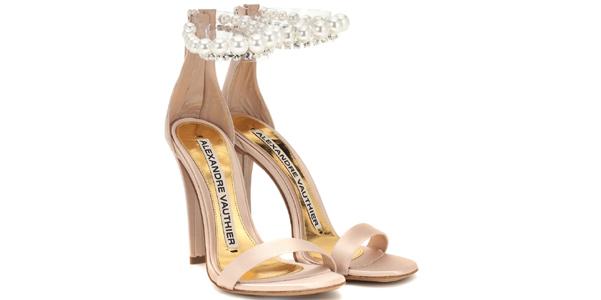 I sandali Roro di Alexandre Vauthier