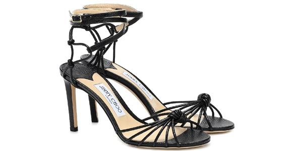 Sandali neri perfetti? Lovella di Jimmy Choo