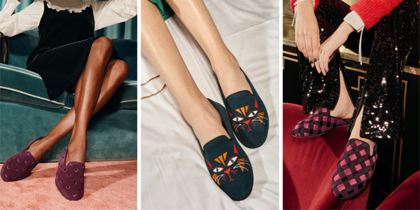 Other Stories e le slippers firmate insieme a Hums