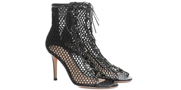 Stivaletti o sandali? Ambedue, si chiamano Helena di Gianvito Rossi