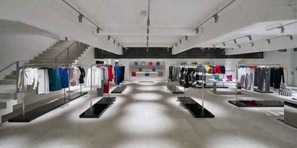 Issey Miyake apre una nuova boutique a Ginza