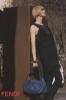 Raquel Zimmerman fotografata da Karl Lagerfeld