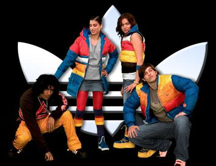 Con Adidas tornano gli anni 70