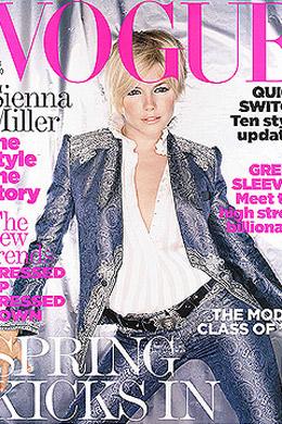 Sienna Miller, testimonial per Pepe Jeans