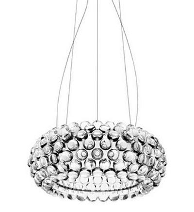 Caboche, la lampada sofisticata di Foscarini