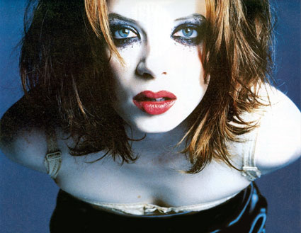 La rabbia cosmetica di Shirley Manson