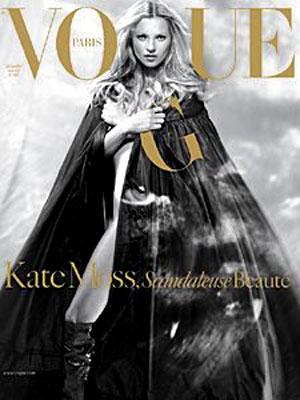 Il ritorno di Kate Moss