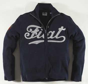 Fiat 500: felpe, giacche e pull ne celebrano il ritorno
