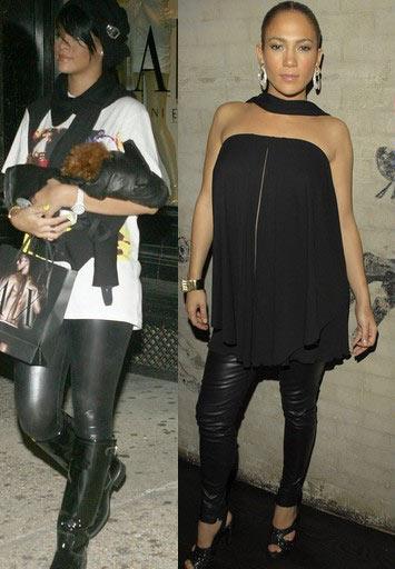 Rihanna Jennifer Lopez
