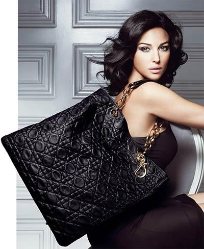 Soft Lady Large di Dior Monica Bellucci