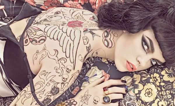 Steven Meisel per Vogue Italia