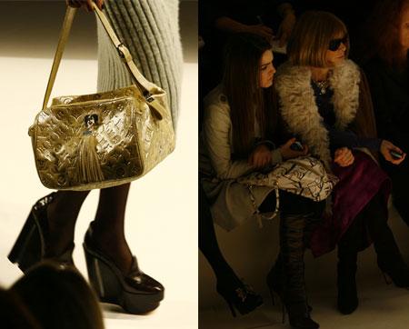 Dettagli Sfilata Louis Vuitton