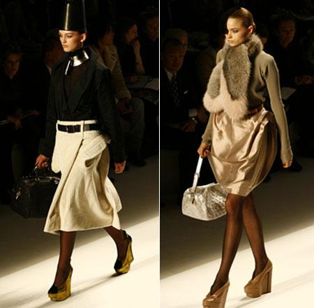 Louis Vuitton Collezione Inverno 2008