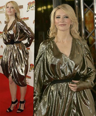 Cate Blanchett Sidney