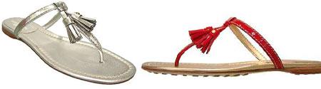 Infradito Car shoe