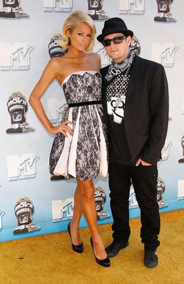 Paris Hilton MTV