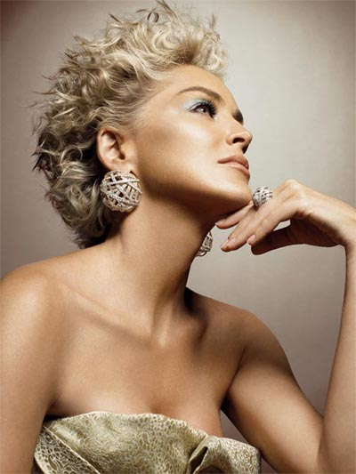Sharon Stone per Damiani