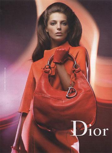 Daria Werbowy Dior