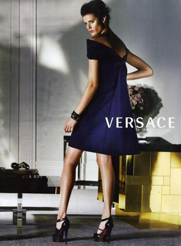 Isabeli Fontana Versace