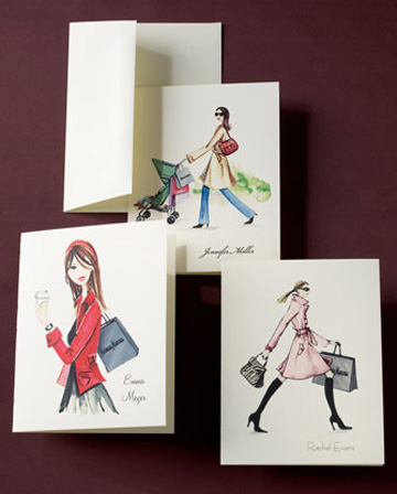Bonnie Marcus notecards