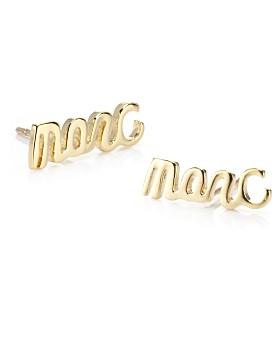 Orecchini Marc Jacobs