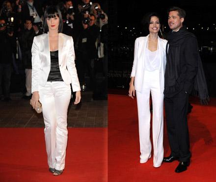 Katy Perry Angelina Jolie