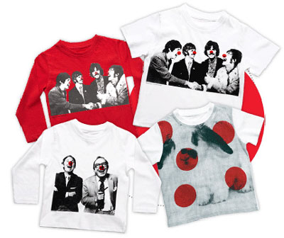 Stella McCartney Red Nose t-shirts