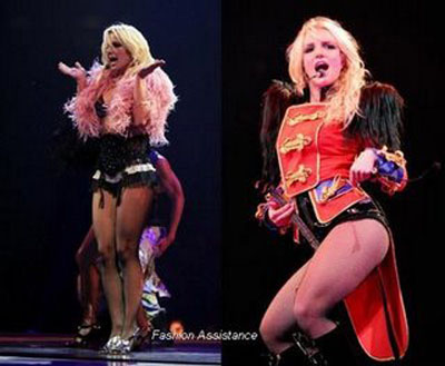 Britney Spears DSquared2