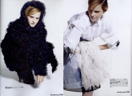 Emma Watson Crash magazine