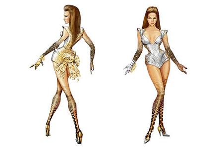 Thierry Mugler Beyonce