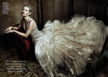 Kate Moss Vogue US