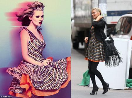 Topshop Kate Moss