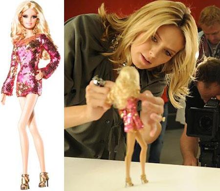 Heidi Klum Barbie