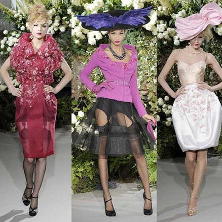 Dior Haute Couture 2009
