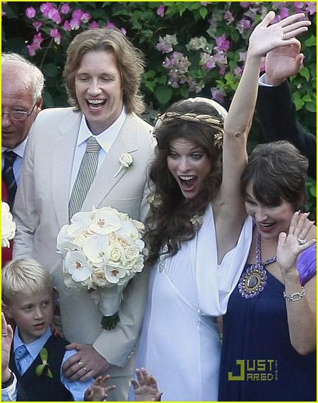 milla jovovich wedding